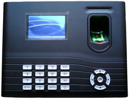 IN01A - Time Attendance & Access Control