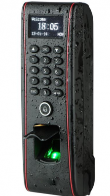 TF-1700 - Time Attendance & Access Control