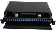 24 Port Fiber Optic Patch Panel
