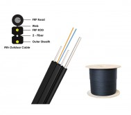 2 Core Flexi-Drop Cable - FTTH Indoor/Outdoor