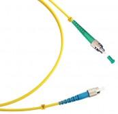 FC APC – FC UPC Singlemode Fiber Patch Cord