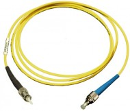 FC-ST UPC Fiber Optic Patch Cord