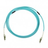 LC-LC OM3 Multimode Fiber Optic Patch Cord