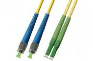 LC APC- FC UPC Singlemode Fiber Patch Cord