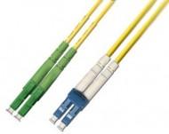 LC UPC – LC APC Singlemode Fiber Patch Cord