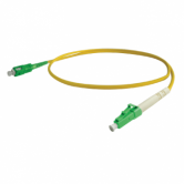 LC APC – SC APC Fiber Optic Patch Cord