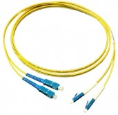 LC-SC UPC Fiber Optic Patch Cord