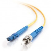 LC-ST UPC Fiber Optic Patch Cord