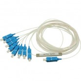 Fiber Optic UPC Splitter