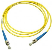 ST-ST UPC Fiber Optic Patch Cord