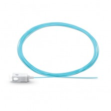 SC OM4 FIBER OPTIC PIGTAIL