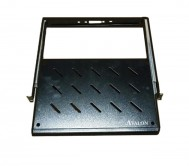 19 inch Rack Mount Keyboard Sliding Tray