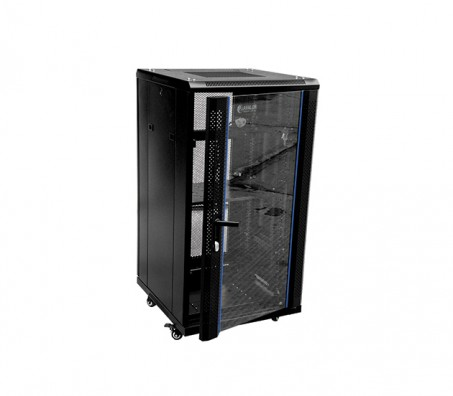15U x 600(W) x 800(D)-Rack with Perforated Back Door