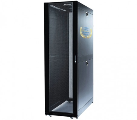 42U 600(W) X 1100(D) - Premium Rack - Golden Series