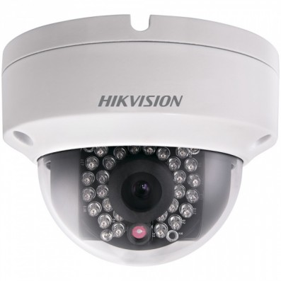 2CD2122F-I(W)(S)-2MP Fixed Dome Network Camera