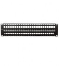 Cat.5e 48 Port Blank Patch Panel