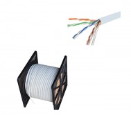 CAT.5E UTP Cable -305 Meter-Grey
