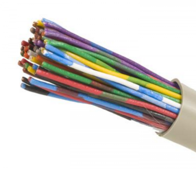 Cat 3 Cable : Cat pair indoor cable