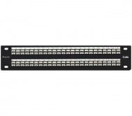 CAT.6 Shielded 48 Port Patch Panel
