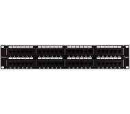 CAT.6 Unshielded 48 Port Patch Panel