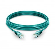 CAT.6 UTP Patch Cord Green - 1 Mtr